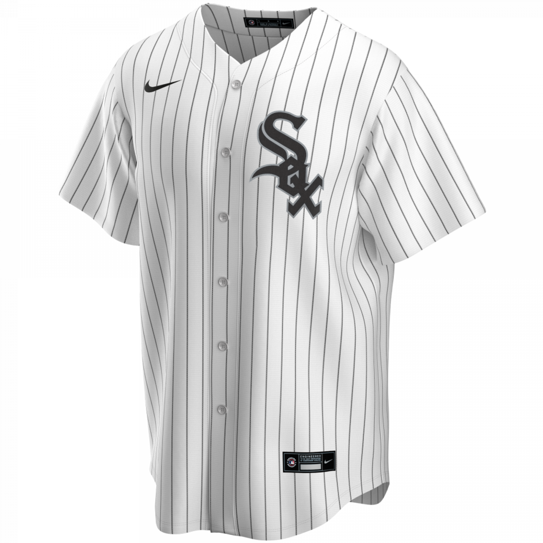 Maillot Official Replica Home Chicago White Sox