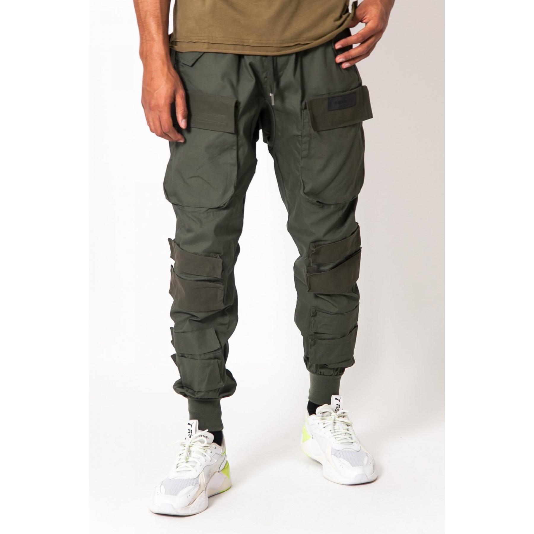 Pantalon cargo tactique Sixth June large