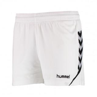 Short femme Hummel auth charge poly