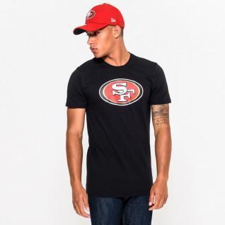 T-shirt New Era logo San Francisco 49ers