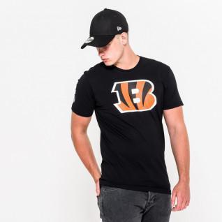 T-shirt New Era logo Cincinnati Bengals