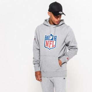 Sweat à capuche New Era avec logo NFL