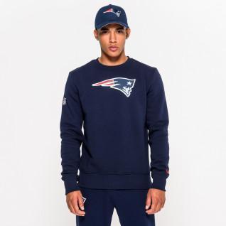 Sweat New Era avec logo de l'équipe New England Patriots