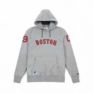 Sweat à capuche New Era Boston Red Sox