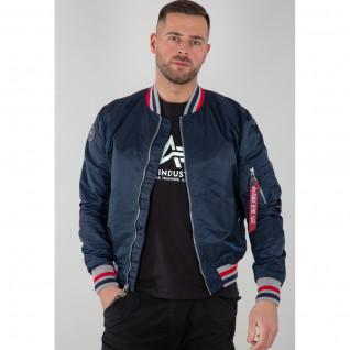 Veste Alpha Industries MA-1 LW Tipped
