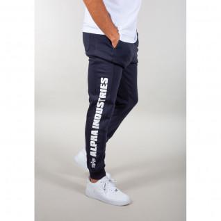 Pantalon jogging Alpha Industries Inlay Rubber