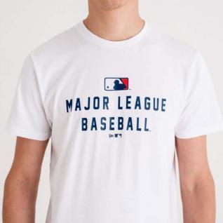 T-shirt New Era Logo MLB