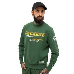 Sweatshirt New Era Packers Slogan
