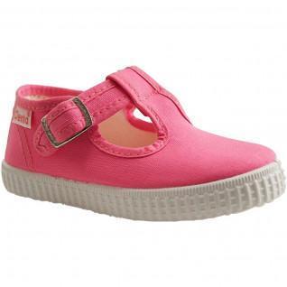 Chaussures en toiles bébé Cienta
