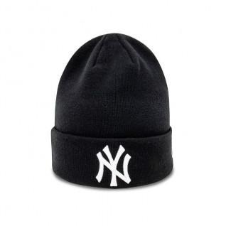 Bonnet tricoté New Era MLB Essential New York Yankees