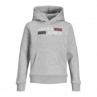 Sweatshirt enfant Jack & Jones ecorp logo
