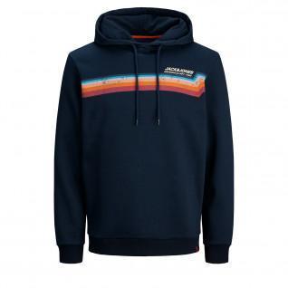 Sweatshirt à capuche Jack & Jones Jortylers