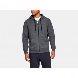 Sweat à capuche Under Armour Rival Fleece Fitted Full Zip
