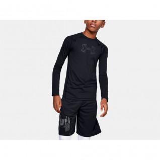 T-shirt garçon à manches longues Under Armour HeatGear®
