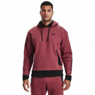 Sweat à capuche Under Armour Recover Fleece