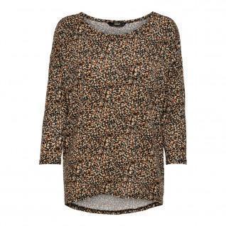 T-shirt femme Only onlelcos 4/5 aops