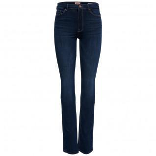 Jeans femme Only Paola life flare