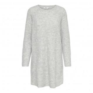 Robe pull femme Only Carol manches longues