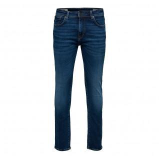Jeans Selected Leon 6212 slim