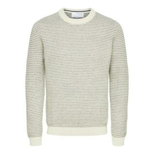 Pull Selected Wes manches longues Col rond
