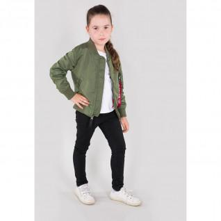 Veste enfant Alpha Industries MA-1 TT
