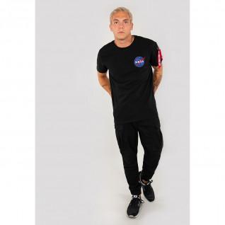 T-shirt Alpha Industries NASA Heavy