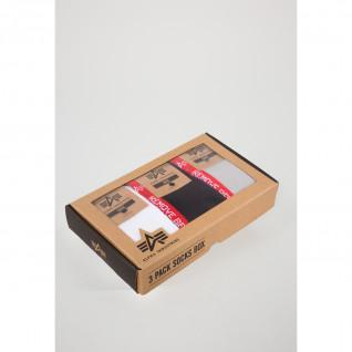 Chaussettes Alpha Industries RBF Box