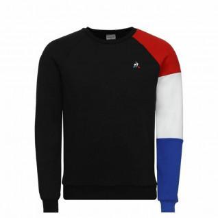 Sweatshirt Le Coq Sportif Tricolore bbr n°2