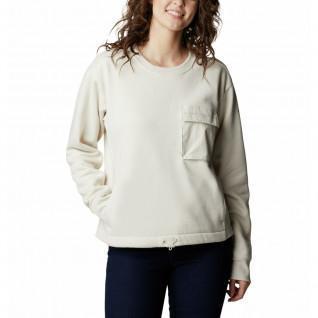 Sweatshirt femme Columbia Lodge III Crew