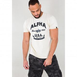 T-shirt Alpha Industries FJ