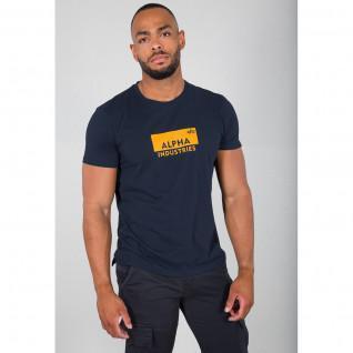 T-shirt Alpha Industries Box Logo
