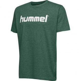 T-shirt Hummel enfant Cotton Logo