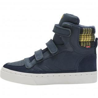 Chaussures enfant Hummel stadil check
