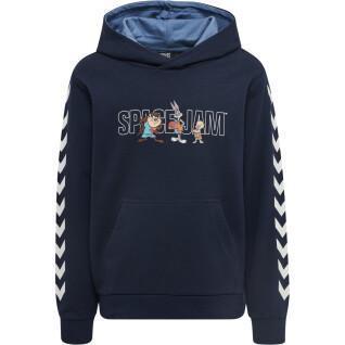 Sweatshirt à capuche enfant Hummel Hmlspace Jam Cuatro