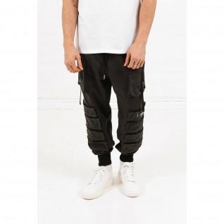 Pantalon cargo avec poches à boucle Sixth June