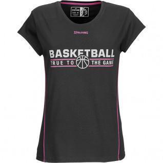 T-Shirt Femme Spalding 4her