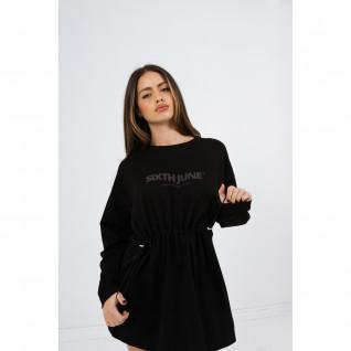 Robe manches longues femme Sixth June
