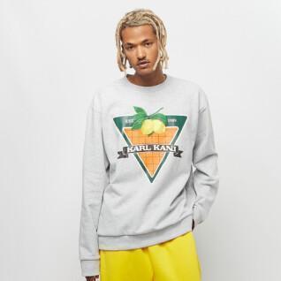 Sweatshirt Karl Kani crew ash