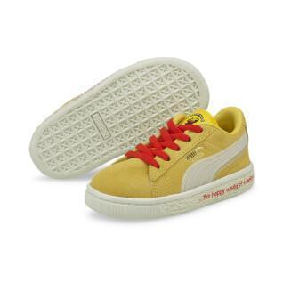 Chaussures bébé Puma Suede Triplex Haribo AC