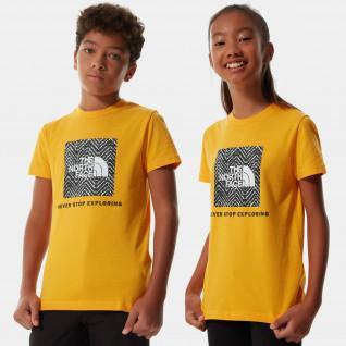 T-shirt junior The North Face Box