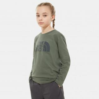 T-shirt junior The North Face Easy II