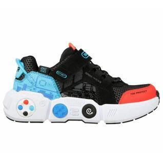 Chaussures enfant Skechers Game Kicks : Gametronix