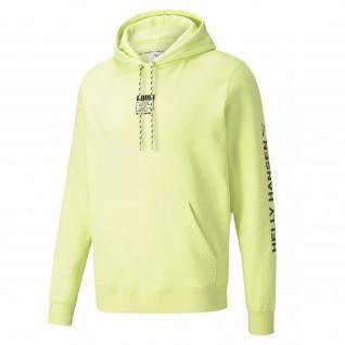 Sweatshirt à capuche Puma x Helly Hansen