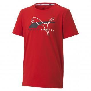 T-shirt enfant Puma Alpha Graphic