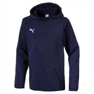 Sweatshirt à capuche junior Puma Liga casuals