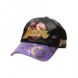 Casquette Mitchell & Ness Strapback HWC Los Angeles lakers