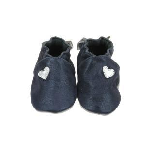Chaussons bébé Robeez mini love