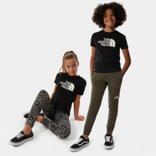 T-shirt enfant manches courtes The North Face Easy