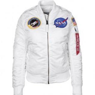 Veste Alpha Industries MA-1 VF NASA