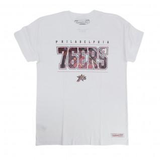 T-shirt Philadelphia 76ers private school team